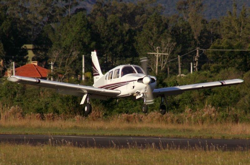 Certificação do sistema WX-10 em aeronaves Corisco