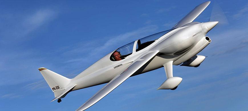 Descubra tudo sobre aviação experimental