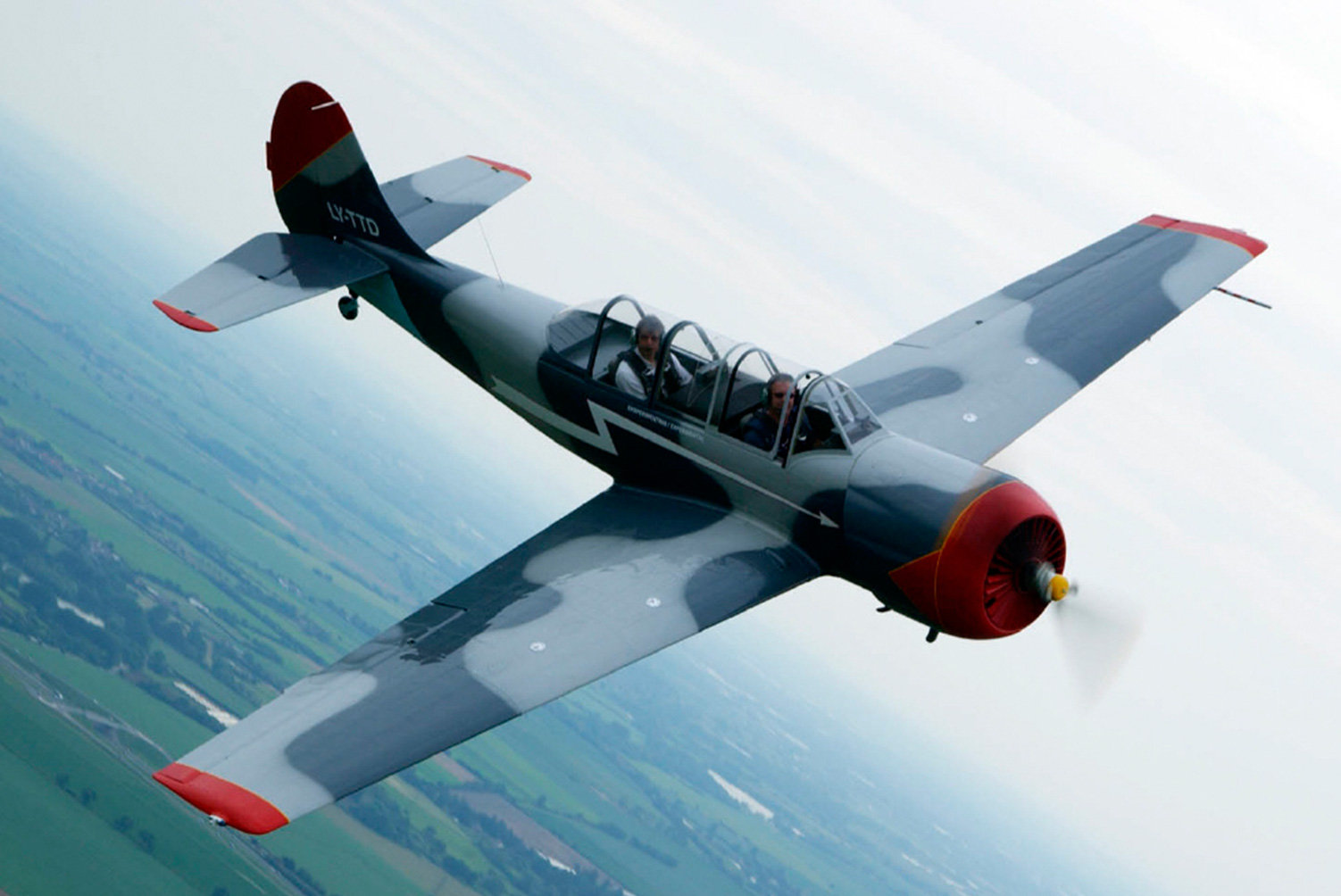Aprovação de Aeronaves Históricas