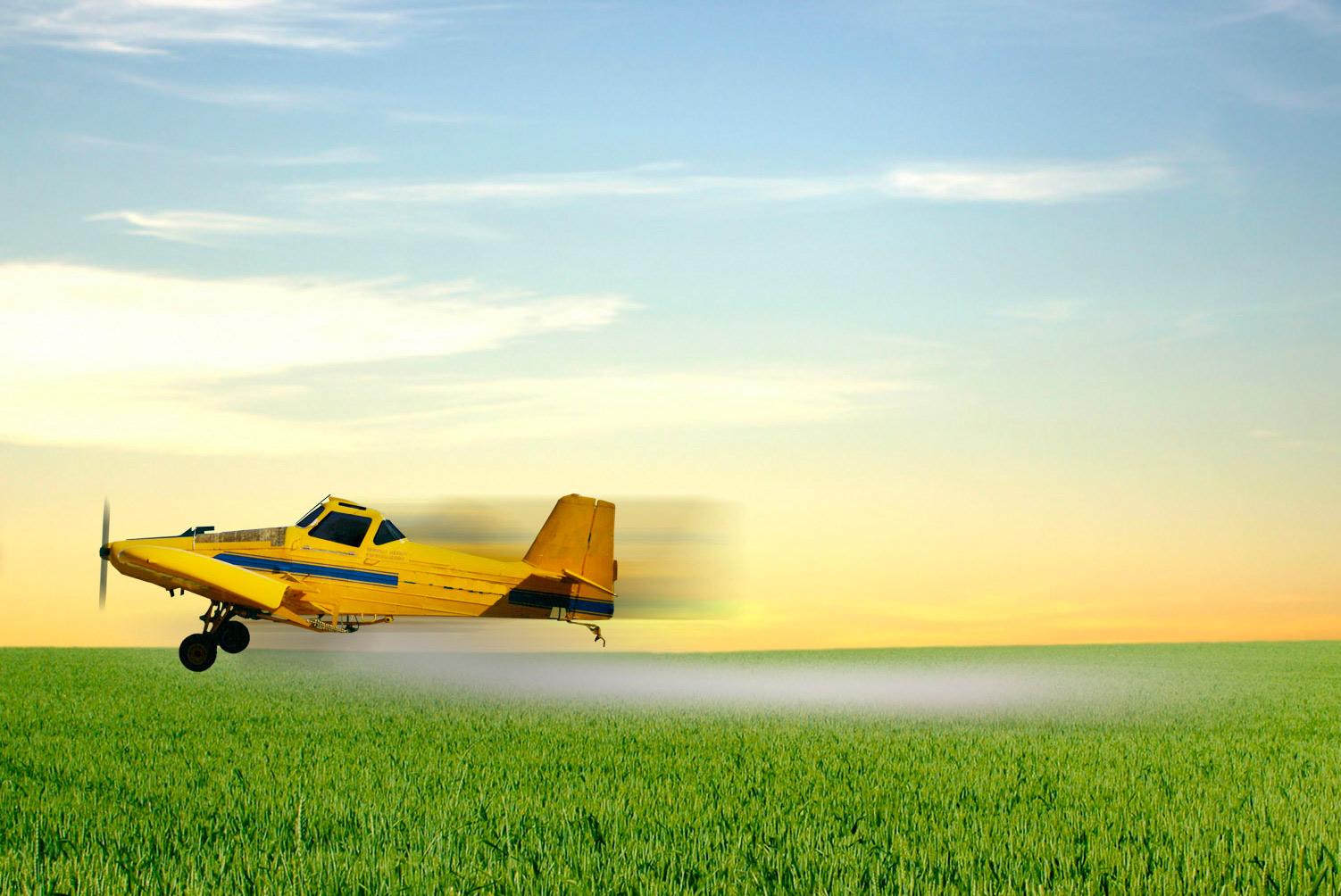 Aprovação SAE para operação aeroagrícola