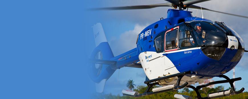 JAZZ RECEBE CERTIFICAÇÃO PARA INSTALAÇÃO DE CVR EM AERONAVES EC135