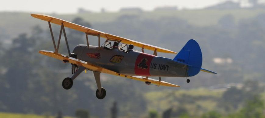 Descubra tudo sobre aeromodelismo