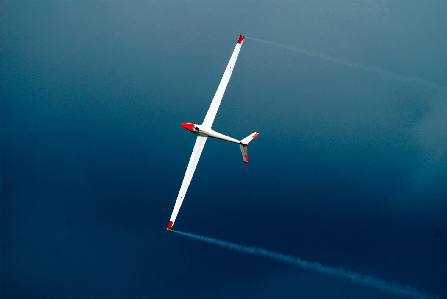 Aprovação de Planadores (Experimental de Competição Aérea)