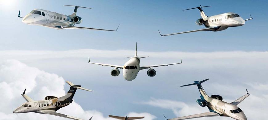 Conheça os números da aviação executiva
