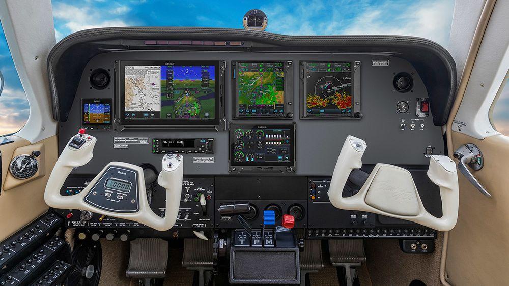 Instalação de Aviônicos