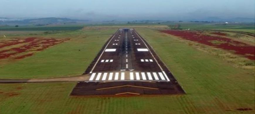 Projeto, Aprovação e Liberação de um Aeródromo