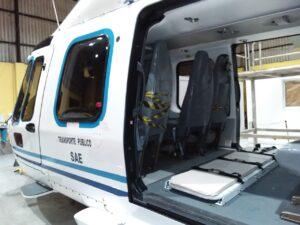 transporte aeromédico